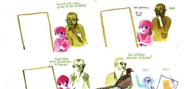 Les amateurs  (Brecht Evens / ACTES SUD BD)