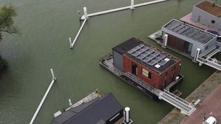 Pays-Bas : un pays sous le signe de l'innovation pour lutter contre les inondations. (FRANCE 3)