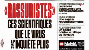 """Envoyé spécial. """"Rassuristes"""" contre """"alarmistes"""" : cet épidémiologiste ne croit pas à une deuxième vague de Covid-19 (ENVOYÉ SPÉCIAL  / FRANCE 2)"""