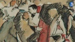 Tango Monde: le peintre Mariano Otero rassemble ses oeuvres  dans un livre  (Culturebox)