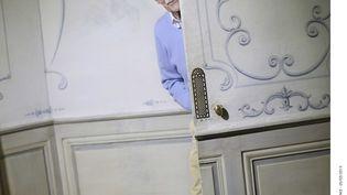 Le comédien Jean Rochefort à Paris, le 5 mars 2013. (ERIC DESSONS/JDD/SIPA)