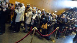 La foule à la Folle Journée de Nantes  (Georges Cobet)