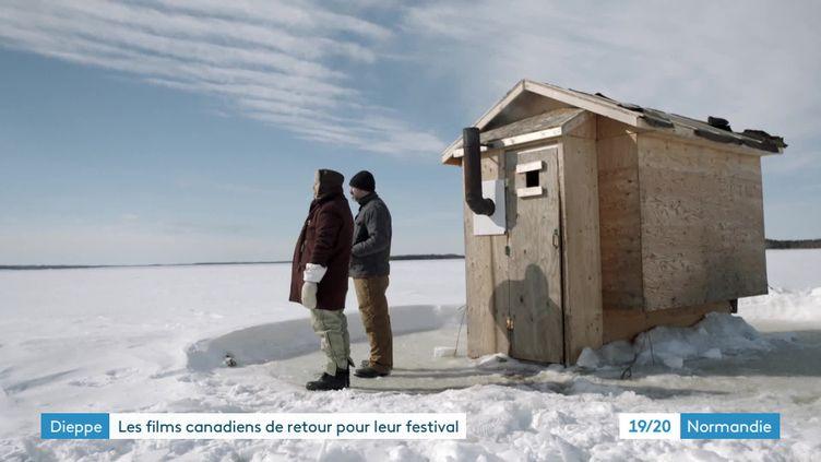 Festival du film canadien de Dieppe, du 25 au 27 juin 2021 (France 3 Normandie)