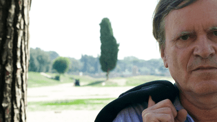 "Philippe Hersant à Rome (au ""Circo Massimo"")  (Bruno Comtesse)"