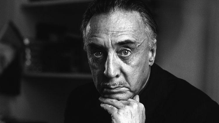 Romain Gary a laissé derrière lui l'une des plus grandes supercheries de l'histoire littéraire, recevant deux prix Goncourt en 1956 et 1975.  (ULF ANDERSEN / ULF ANDERSEN)