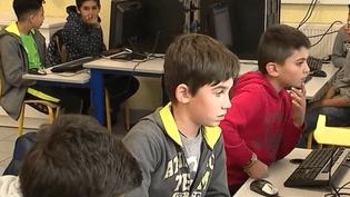 Ecole primaire à Saint-Brieuc (FRANCE 3)
