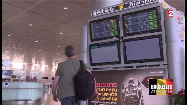 Israël : L'aéroport de Ben Gurion, un exemple niveau sécurité