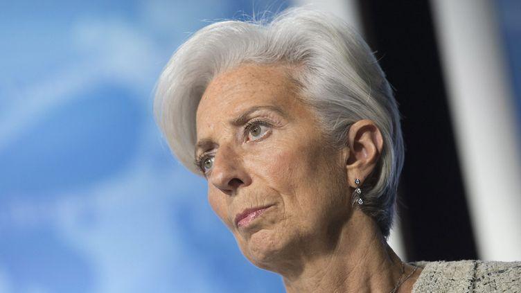 (Le FMI garde sa confiance en Christine Lagarde malgré son renvoi devant la CJR © MaxPPP)