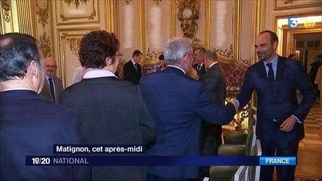 Notre-Dame-des-Landes : Edouard Philippe a reçu les élus locaux