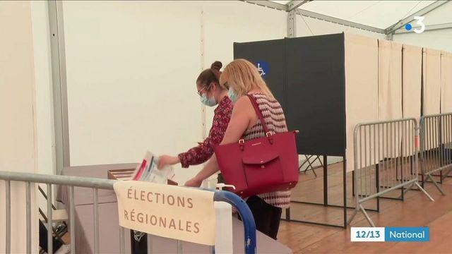 Élections régionales et départementales : quelle ambiance dans les bureaux de vote ?