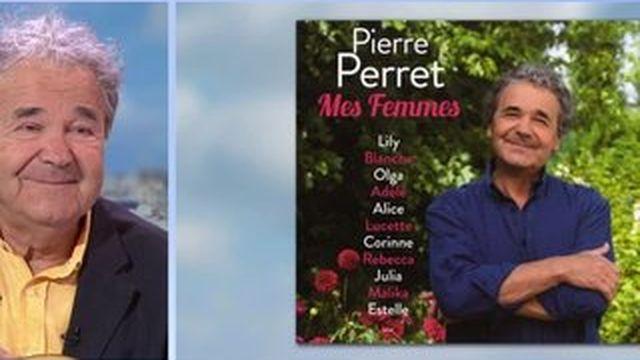 """Pierre Perret : """"Il n'y a rien de plus inattendu qu'une femme"""""""