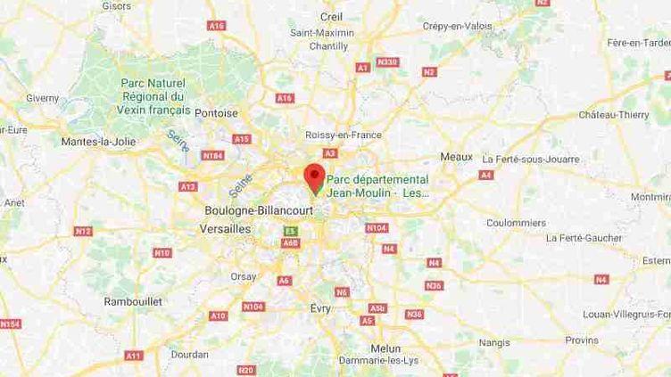 Bagnolet, enSeine-Saint-Denis. (GOOGLE MAPS)