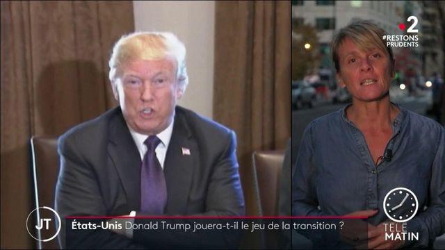 États-Unis: Donald Trump jouera-t-il le jeu de la transition?