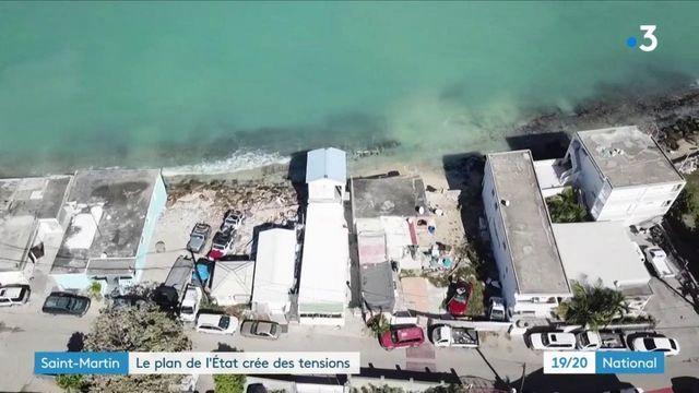 Saint-Martin : le plan de prévention des risques naturels crée des tensions
