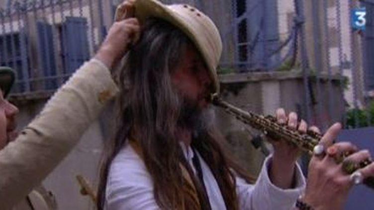 Sancerre vibre au rythme du festival Val de Jazz  (Culturebox)
