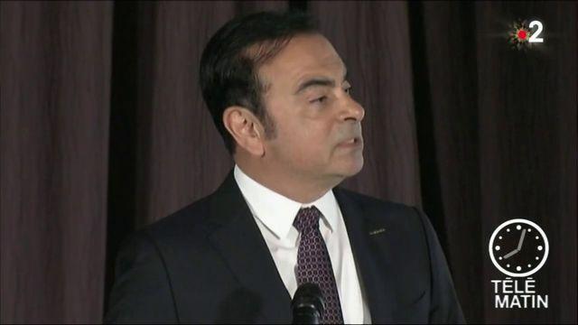 Carlos Ghosn maintenu en détention au Japon jusqu'au 11 janvier