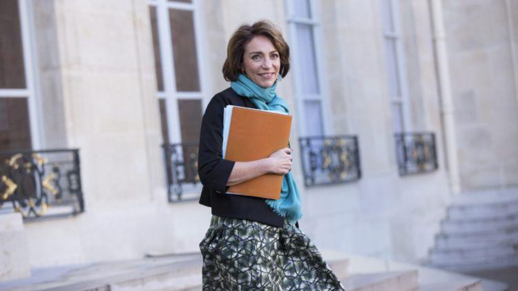 (La ministre de la santé Marisol Touraine veut simplifier l'accès à l'avortement © MAXPPP)
