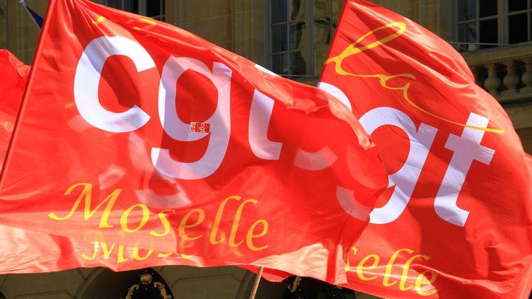 Mobilisation de la CGT à Metz (Moselle), le 31 octobre 2011. (J-M EMPORTES / ONLY FRANCE)