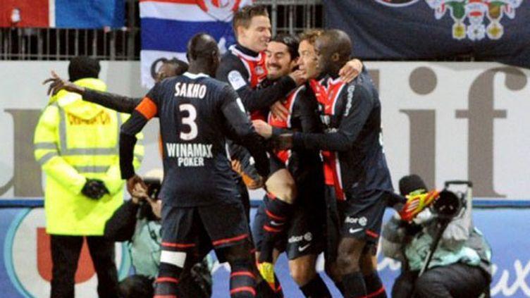 Paris et Lille se sont neutralisés (0-0) au Parc des Princes