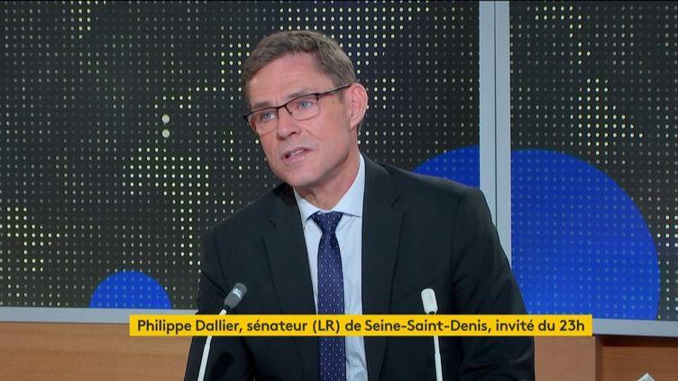 Philippe Dallier (LR) (FRANCEINFO)