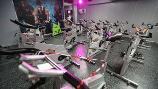Malgré les aides du gouvernement, les salles de sport restent à bout de souffle. (VINCENT MICHEL / LE MENSUEL DE RENNES / MAXPPP)