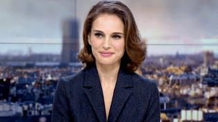 La comédienne Natalie Portman invitée du journal de France 2  (France 2 / Culturebox)