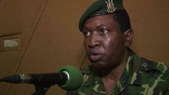 Un coup d'État déchire le Burundi