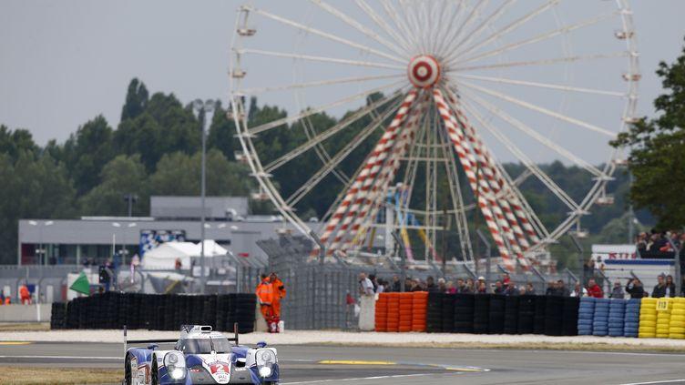Toyota n'est plus le grand favori des 24 Heures du Mans (FREDERIC LE FLOC H / DPPI MEDIA)