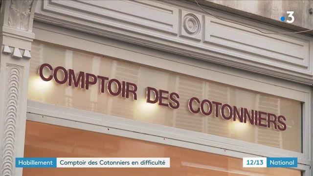Habillement : un plan social en cours chez Comptoir des Cotonniers et Princesse Tam Tam
