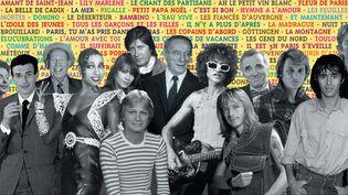 Détail de la couverture du livre de Fabien Lecoeuvre  (Hugo Image)