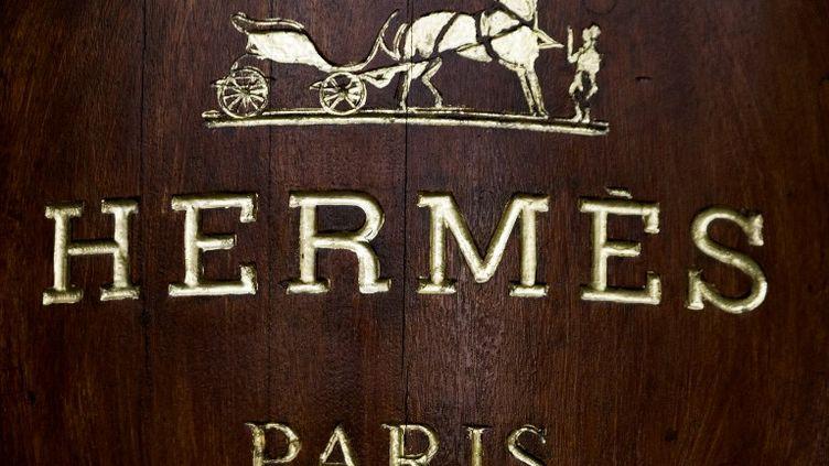 Le groupe LVMH est condamné pour sa prise de participation surprise dans le groupe Hermès. (JOEL SAGET / AFP)