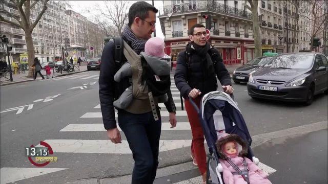 """13h15 le dimanche. GPA : """"Il y a un décalage entre la réalité au quotidien et la loi française"""""""