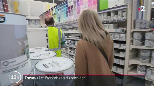 Bricolage : les Français battent des records