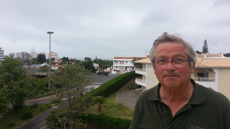 (Jean-Michel Avit, médecin à la retraite, installé à Portimao depuis mars 2014 © RF)