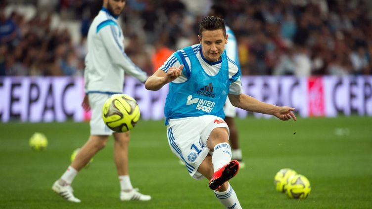 Florian Thauvin ne sera pas du déplacement à Metz (BERTRAND LANGLOIS / AFP)