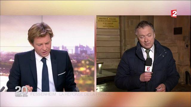 Nucléaire : la France agacée par la leçon de morale allemande