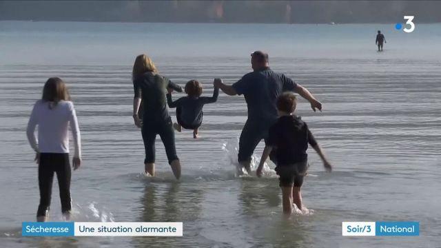 Sécheresse : une situation alarmante dans toute la France