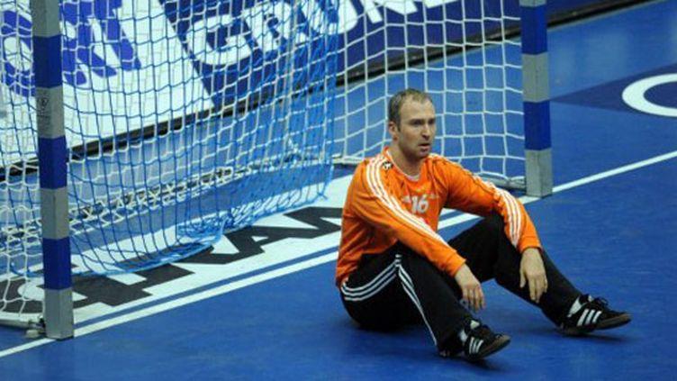 Thierry Omeyer, gardien des Bleus
