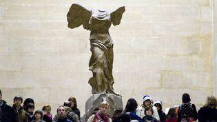 La Victoire de Samothrace au Musée du Louvre  (AFP)