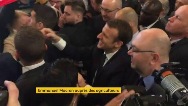Salon de l'agriculture : Emmanuel Macron sifflé