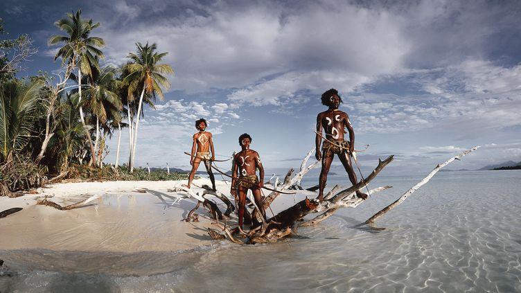Vanuatu, Océanie.  (Jimmy Nelson / France 2 (capture écran))