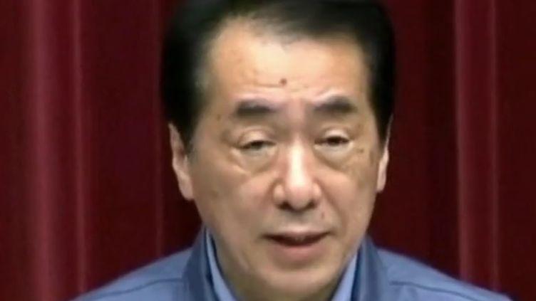 Naoto Kan était le Premier ministre du Japon le 11 mars 2011, le jour où une explosion a eu lieu dans la centrale nucléaire de Fukushima. Depuis, il est devenu anti-nucléaire. (Franctv Info)