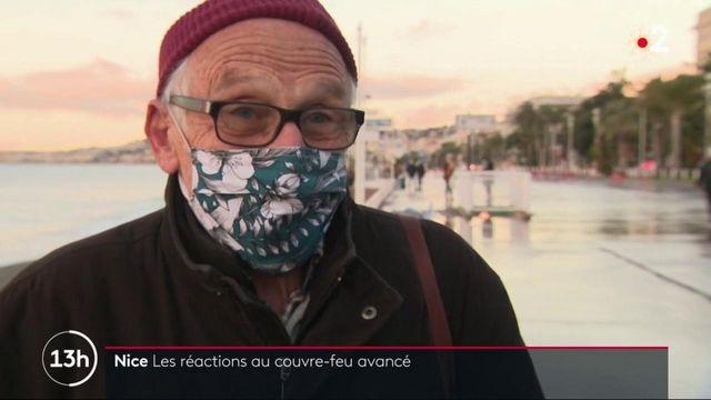 Couvre-feu renforcé : les habitants de Nice témoignent