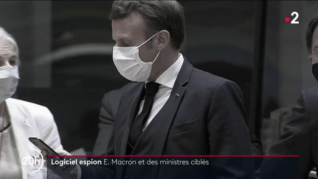 Logiciel espion Pegasus : Emmanuel Macron et de nombreux ministres ont été visés