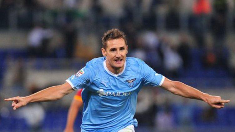 Miroslav Klose (Lazio Rome)