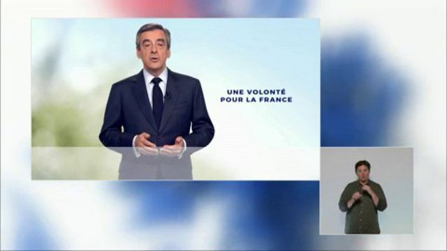 VIDEO. Clip de campagne de François Fillon