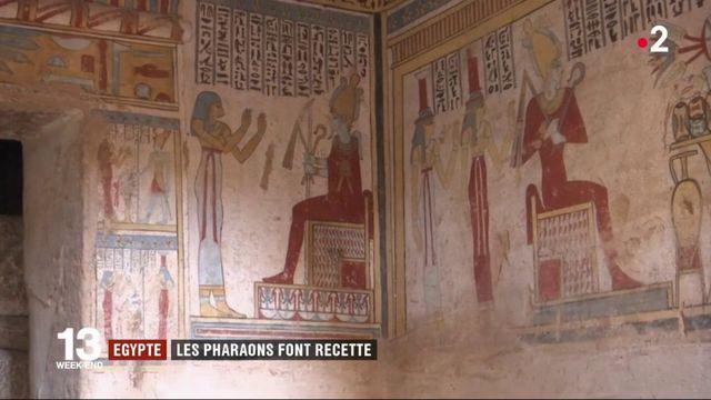Égypte : des découvertes pour relancer le tourisme