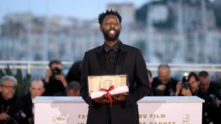 """Ladj ly a reçu le Prix du jury au dernier festival de Cannes pour son film """"Les Misérables"""", en salle mercredi 20 novembre. (LOIC VENANCE / AFP)"""