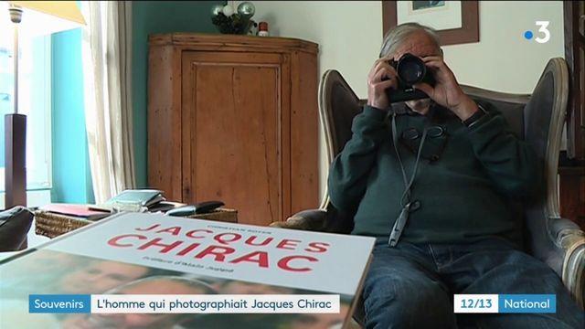 Mort de Jacques Chirac : rencontre avec son photographe de quinze ans