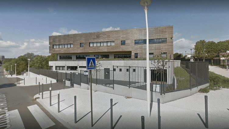 Le collègeArche Guédon, àTorcy (Seine-et-Marne). (GOOGLE STREET VIEW)
